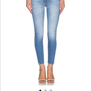 Gorgeous Current/ Elliott skinny jeans 2 for $60!!